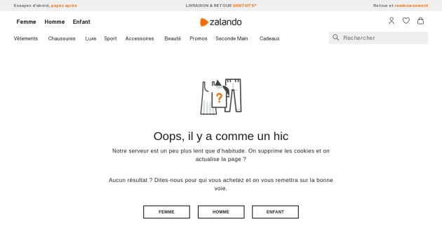 Code promo Zalando 21% de reduction de très belles Robes !