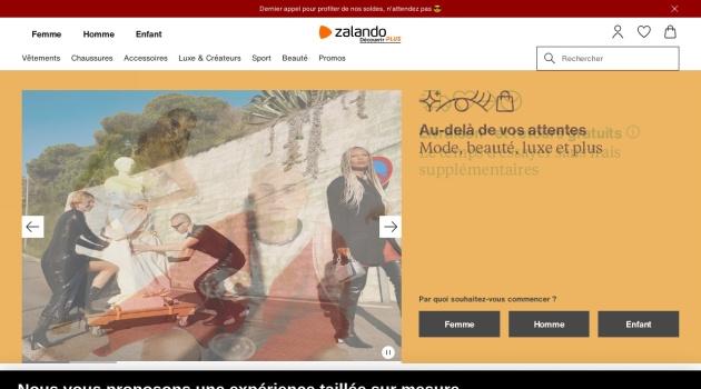 Soldes Zalando -70% sur les Chaussures et Vetements été 2013