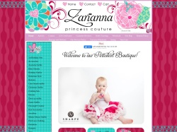 Zarianna Princess Couture