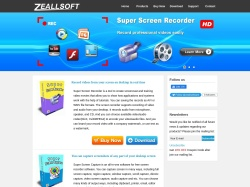 Zeallsoft screenshot