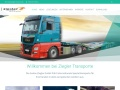 www.ziegler-transporte.de Vorschau, Gustav Ziegler GmbH - Internationale Spezialtransporte
