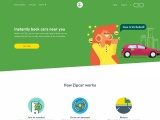 Zipcar screenshot