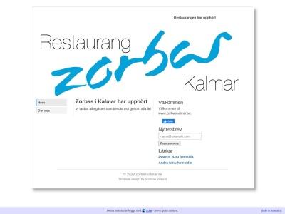 www.zorbaskalmar.se