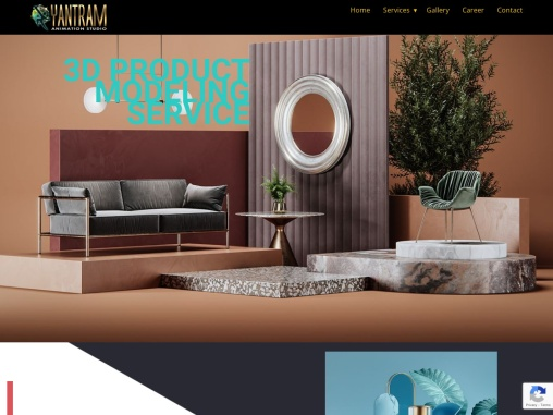 3D Furniture Design Modeling of 3d Product Visualization Services by - London, UK