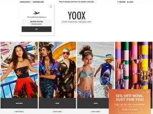 Магазин YOOX