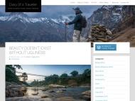 Adventure WordPress Theme example