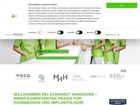http://zahnarzthannover.dental