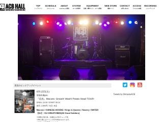 新宿 ACB hall