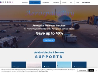 Visit us at aerospacepay.com