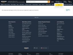 skærmbillede Amazon Elektronik