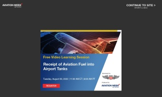 Aerospace Calendar And Aviation Week Events (March 20 2017)
