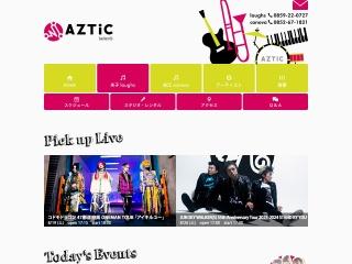 米子AZTiC laughs