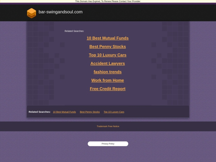 Bar Swing&Soul