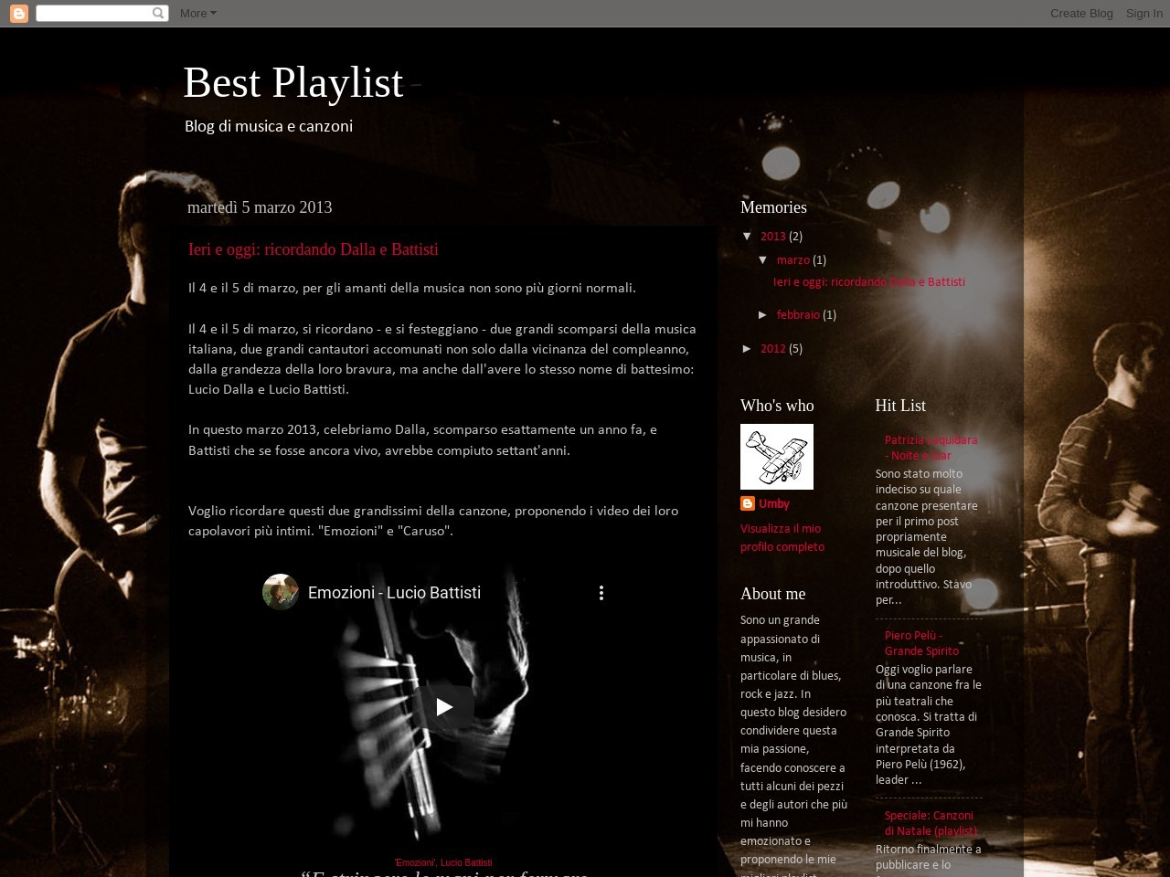 best-playlist