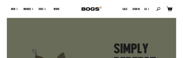 Bogs Footwear Canada Coupons