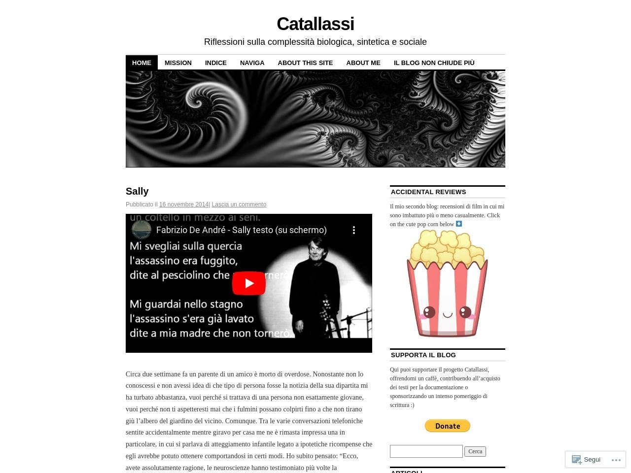 catallassi