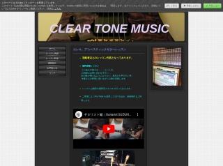 CLEAR TONE MUSIC