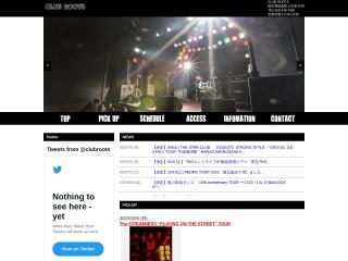 岐阜 CLUB ROOTS