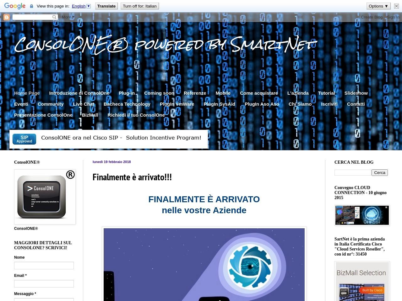consolone-by-smartnet