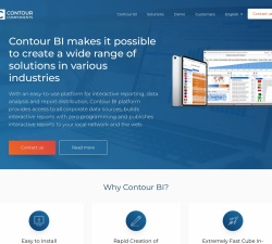 Contour BI Portal 1 Year technical support subscription Coupons