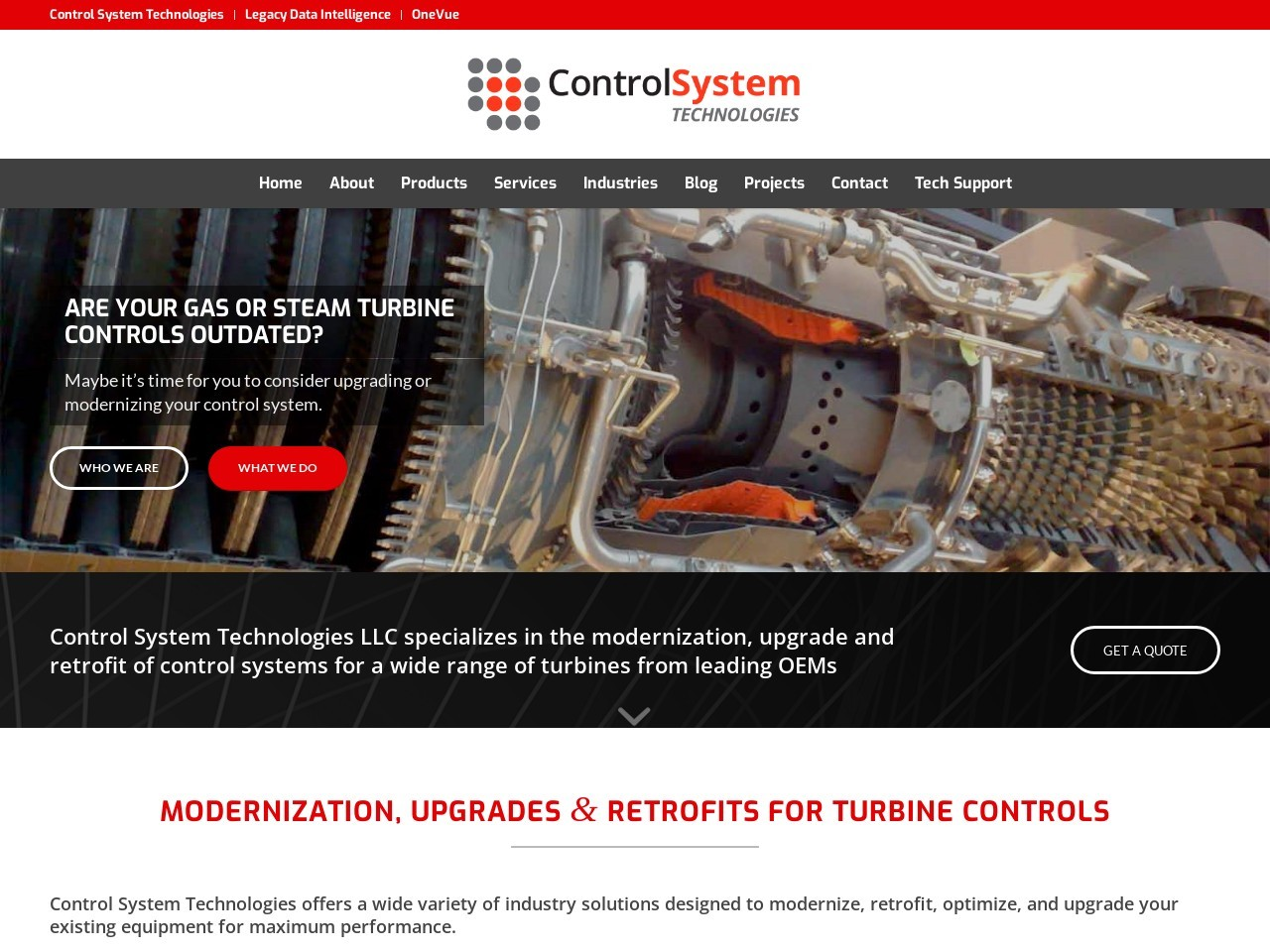 Control System Technologies