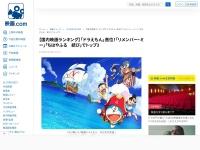 【国内映画ランキング】「ドラえもん」首位!「リメンバー・ミー」「ちはやふる 結び」でトップ3