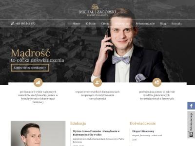 Michał Zagórski - Ekspert Finansowy