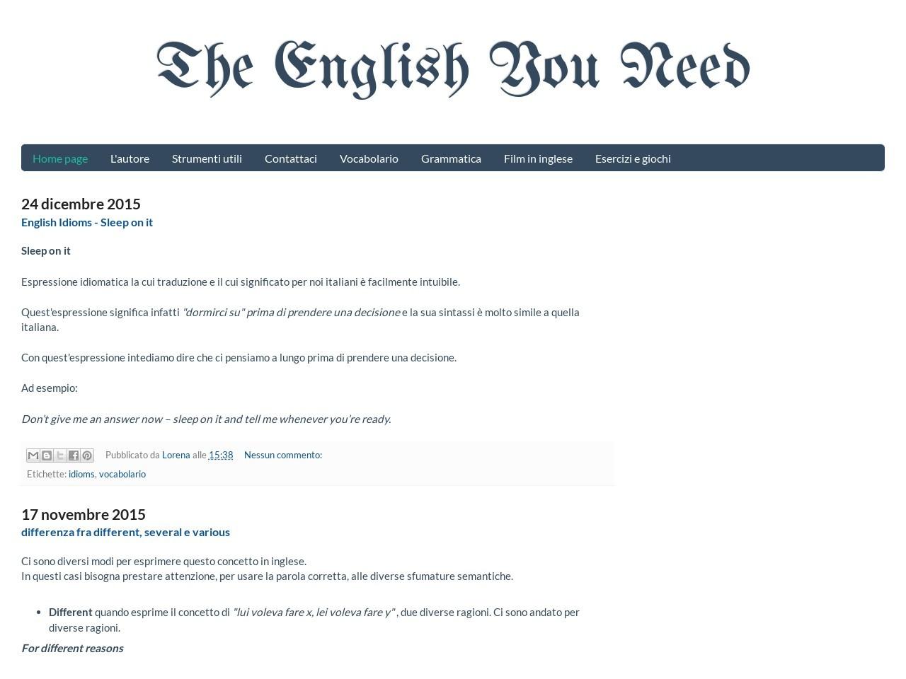 the-english-you-need