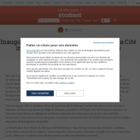 Le Figaro - CIUP - Inauguration de la Maison du Mexique