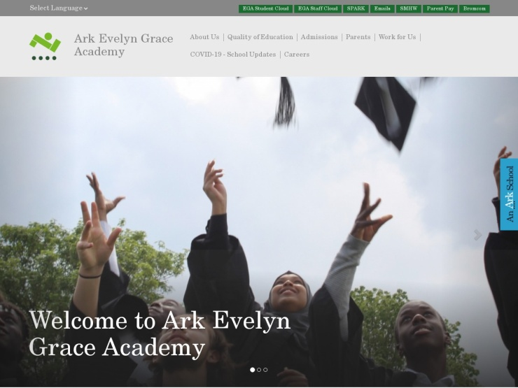 Ark Evelyn Grace Academy reviews and contact