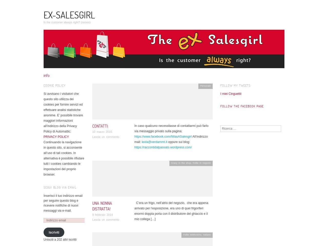 ex-salesgirl