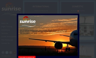 Apply for Line Service Technician job at Sunrise Aviation today