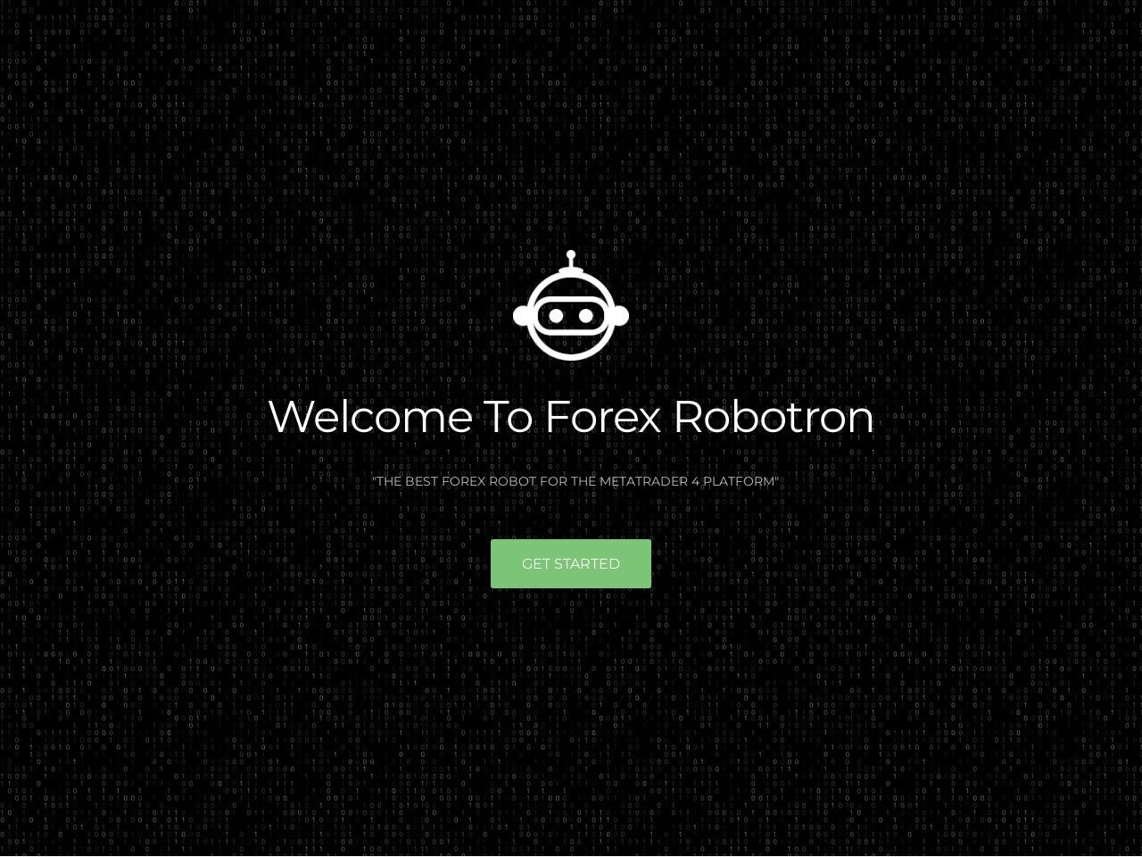 Forex Robotron
