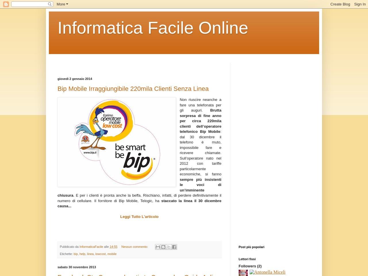 informatica-facile-online