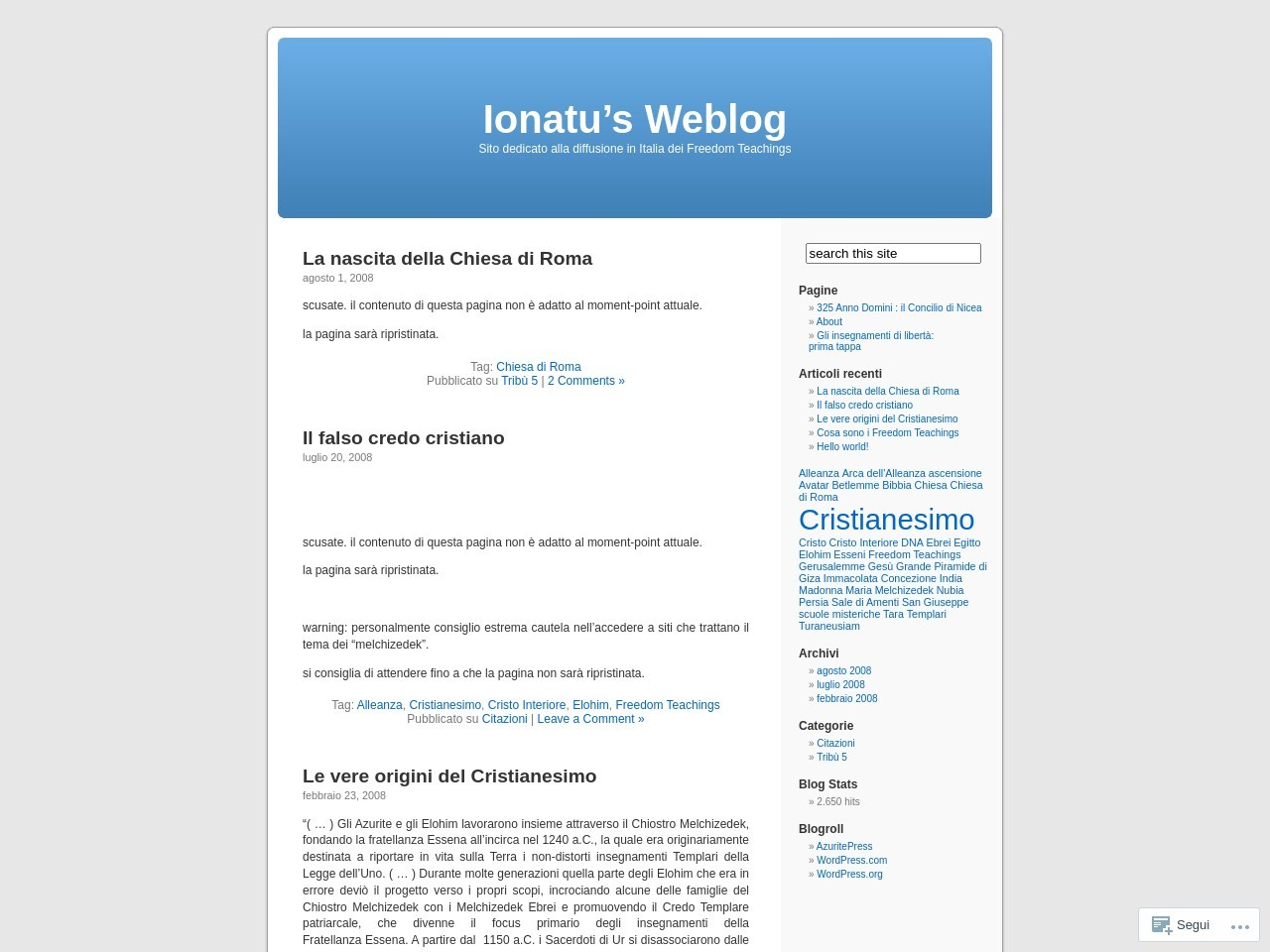 ionatus-weblog-sito-dedicato-alla-duffusione-dei-freedomteachings