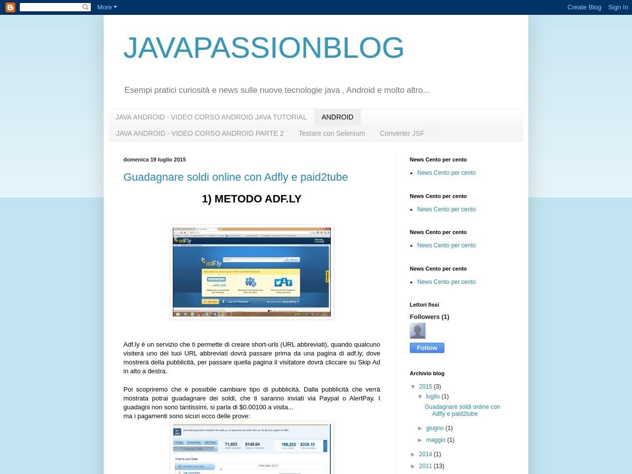 javapassion-blog
