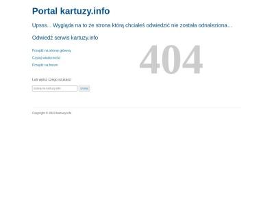 Kawik Pośrednictwo Finansowo - Ubezpieczeniowe Wojciech Mońko - Kartuzy.info