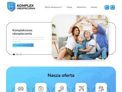 Kompleksowe ubezpieczenia dla firm - Komplex UbezpieczeniaKomplex Ubezpieczenia