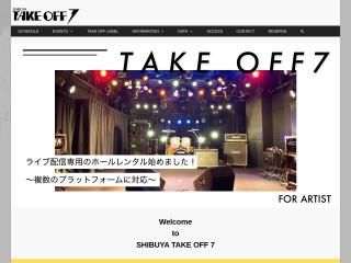 渋谷 TAKE OFF 7