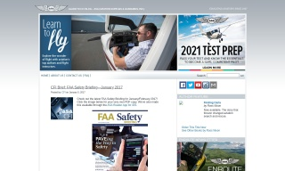 CFI Brief: FAA Safety Briefing—January 2017