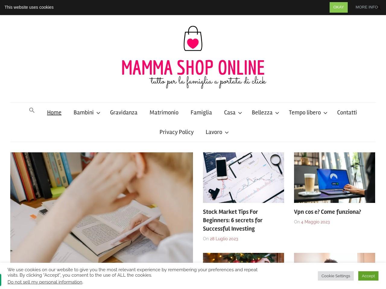 mamma-shop-online