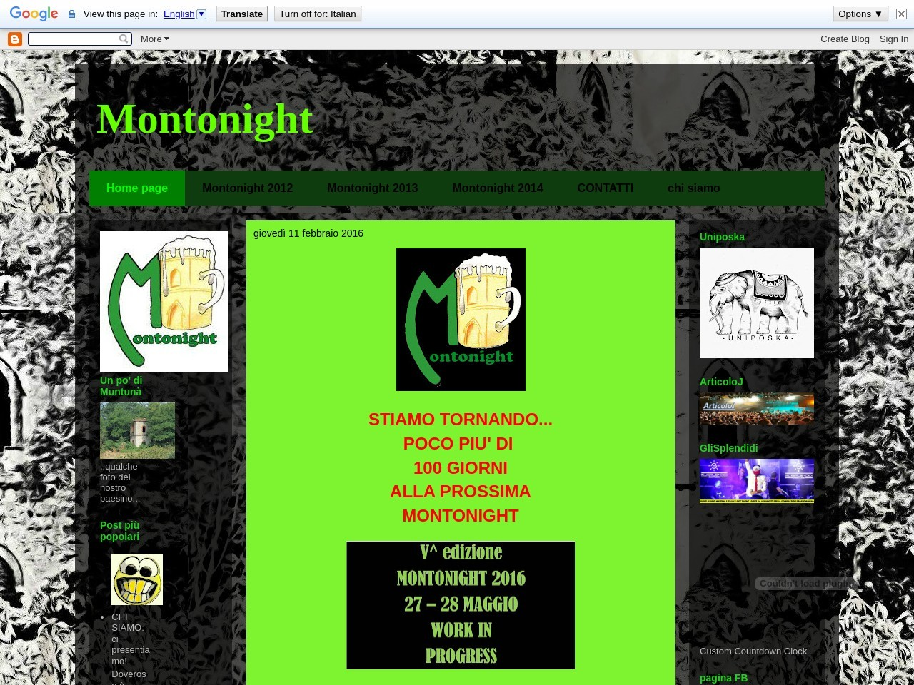 montonight