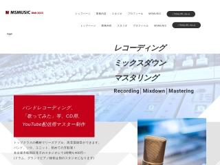 MSMUSIC Web