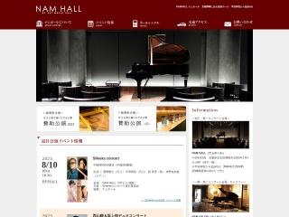 NAM HALL(ナムホール)