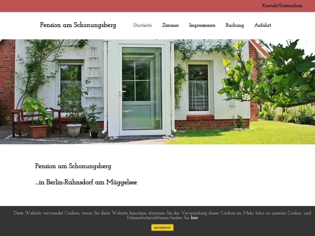 Pension am Schonungsberg