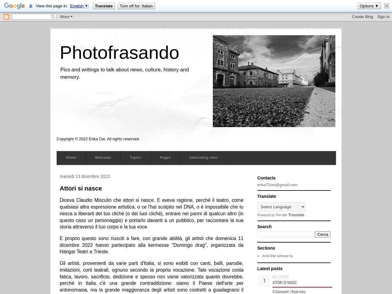 photofrasando