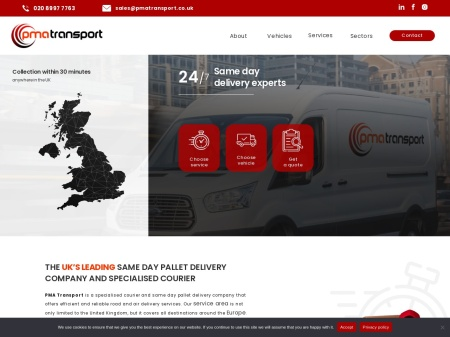PMA Transport Ltd