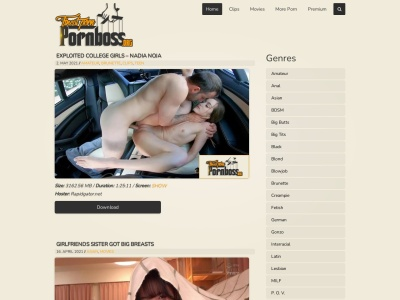 Pornboss