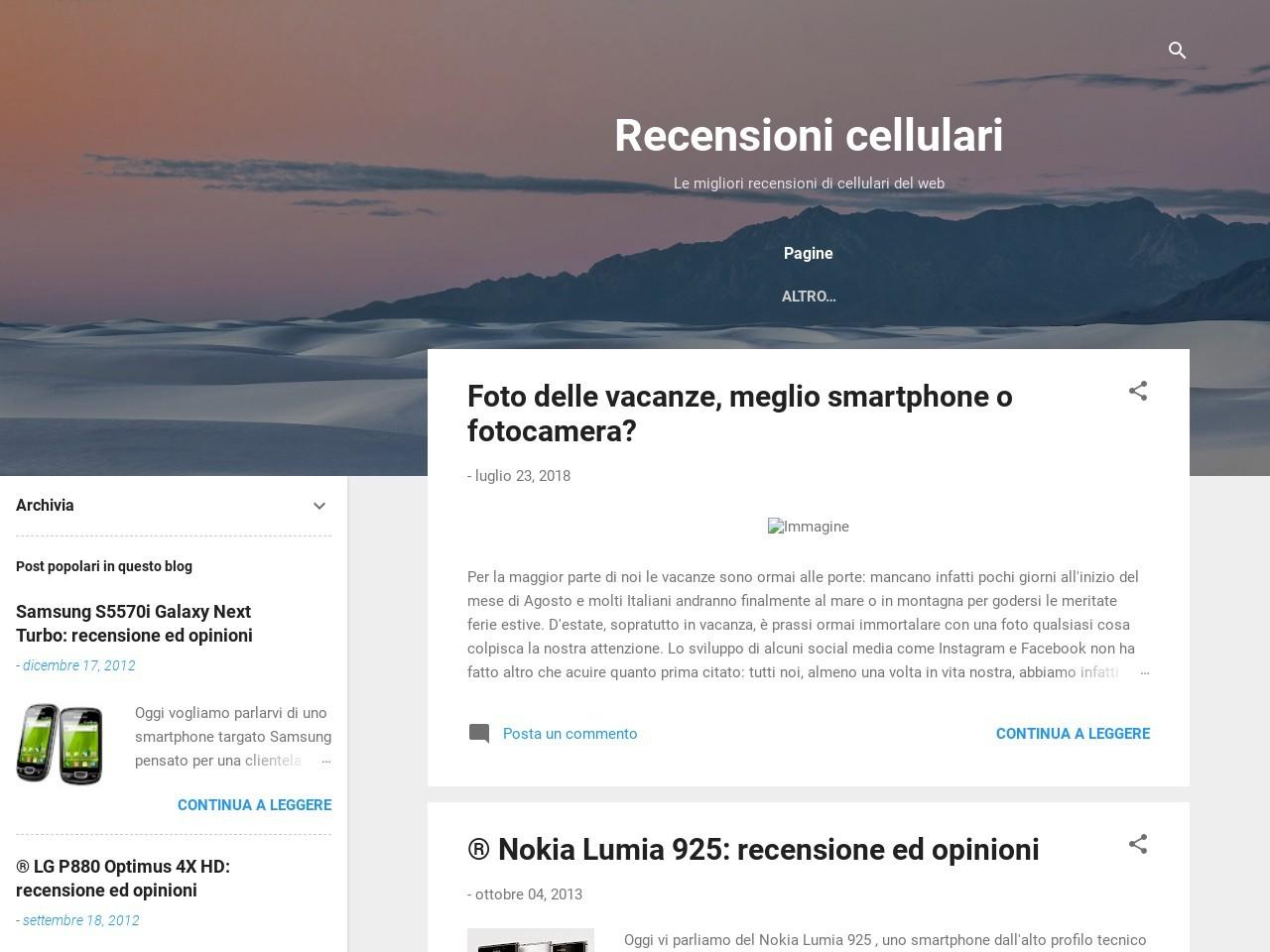 recensioni-cellulari