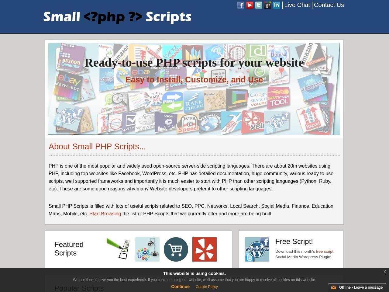 SmallPHPscripts.com